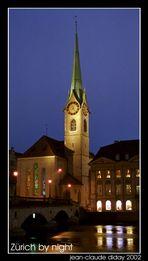 House of God / Zürich by night