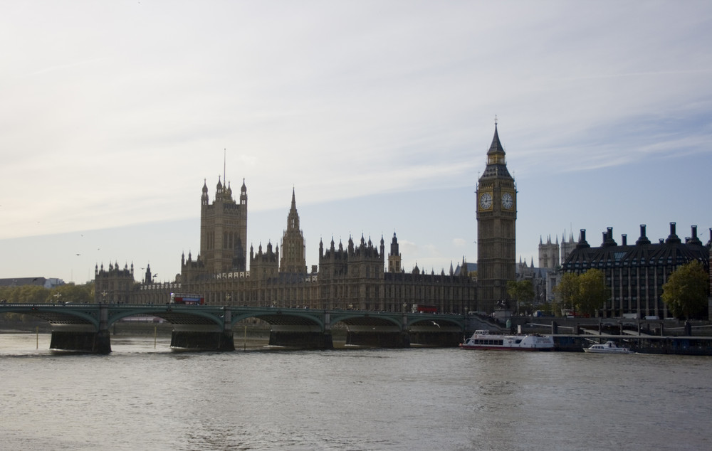 House of Parlament and Big Ben