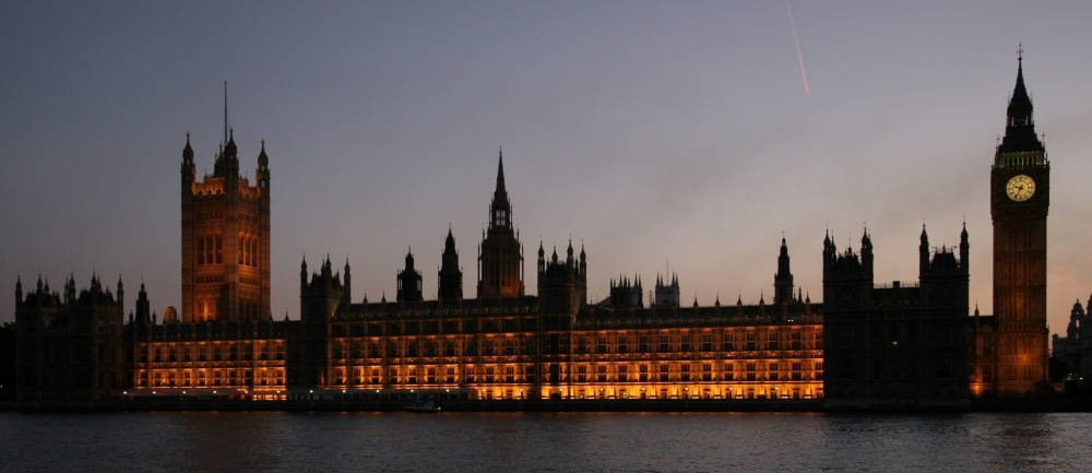 House of Parliament and Big Ben @ Dusk