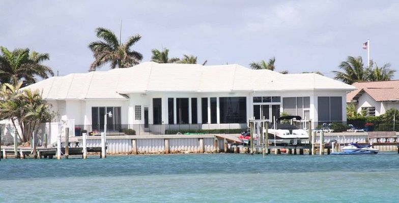 House of the island
