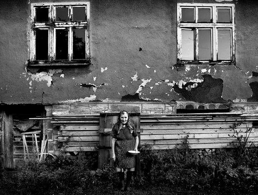 Housewife from village Dojkinci