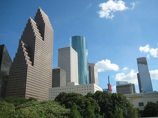 Houston Downtown