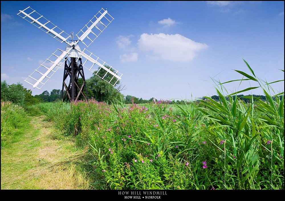 how hill windmill