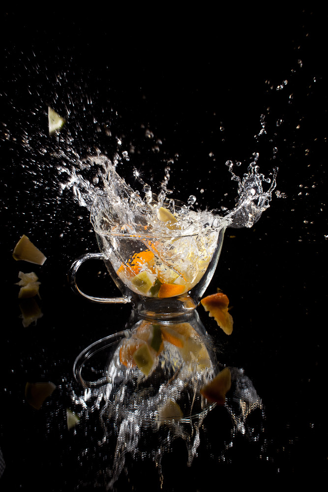 How to pruduce orange-juice ;-) die Zweite