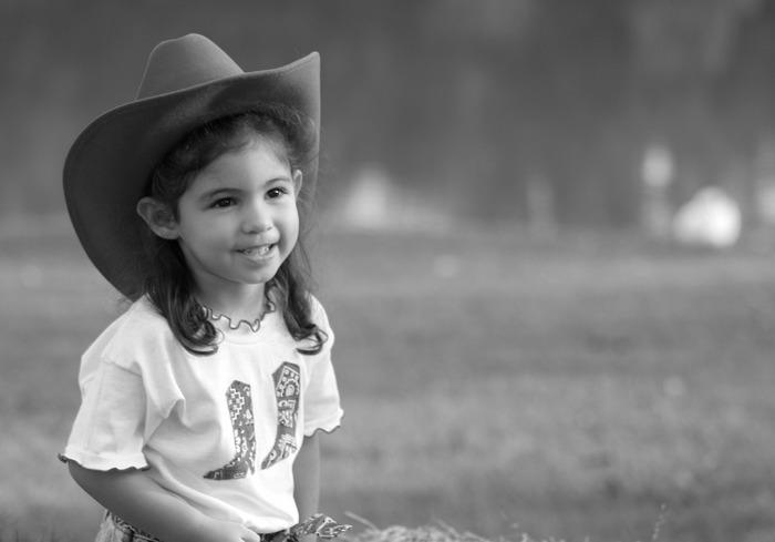 Howdy girl!