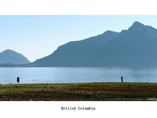 Howe Sound au nord de Vancouver