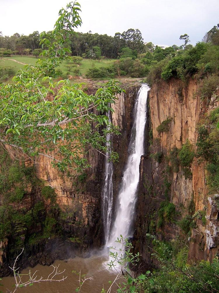 Howick Wasserfall