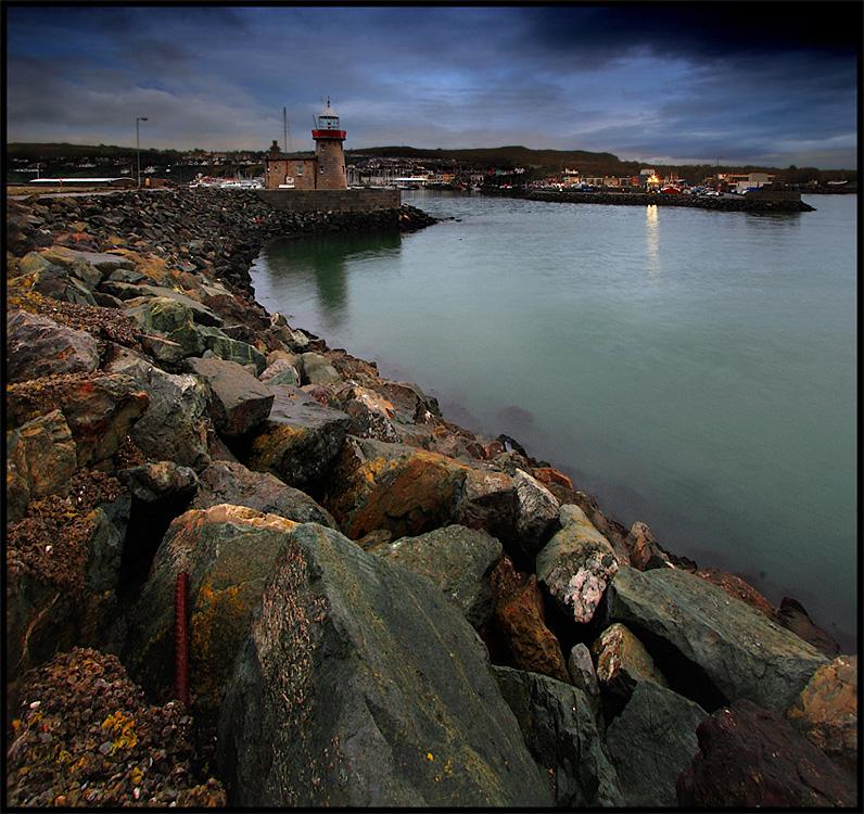 Howth Harbour / Ireland