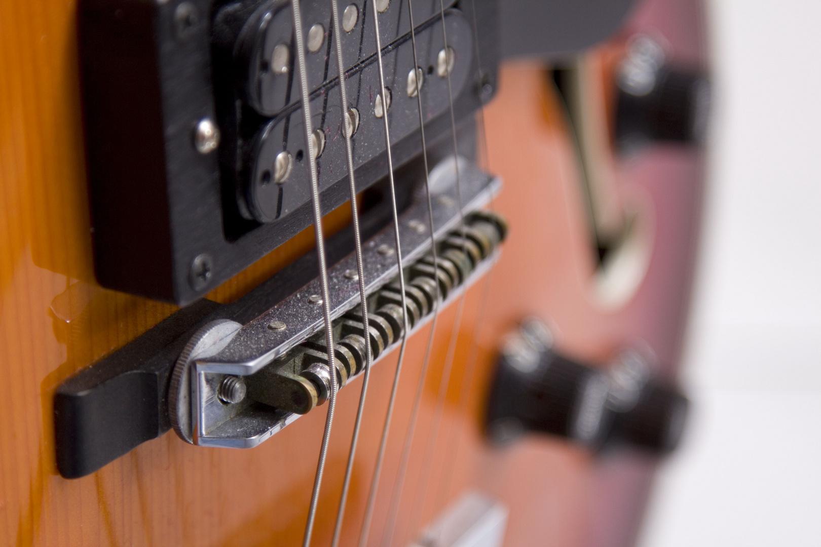Hoyer Jazz Detail Pickup