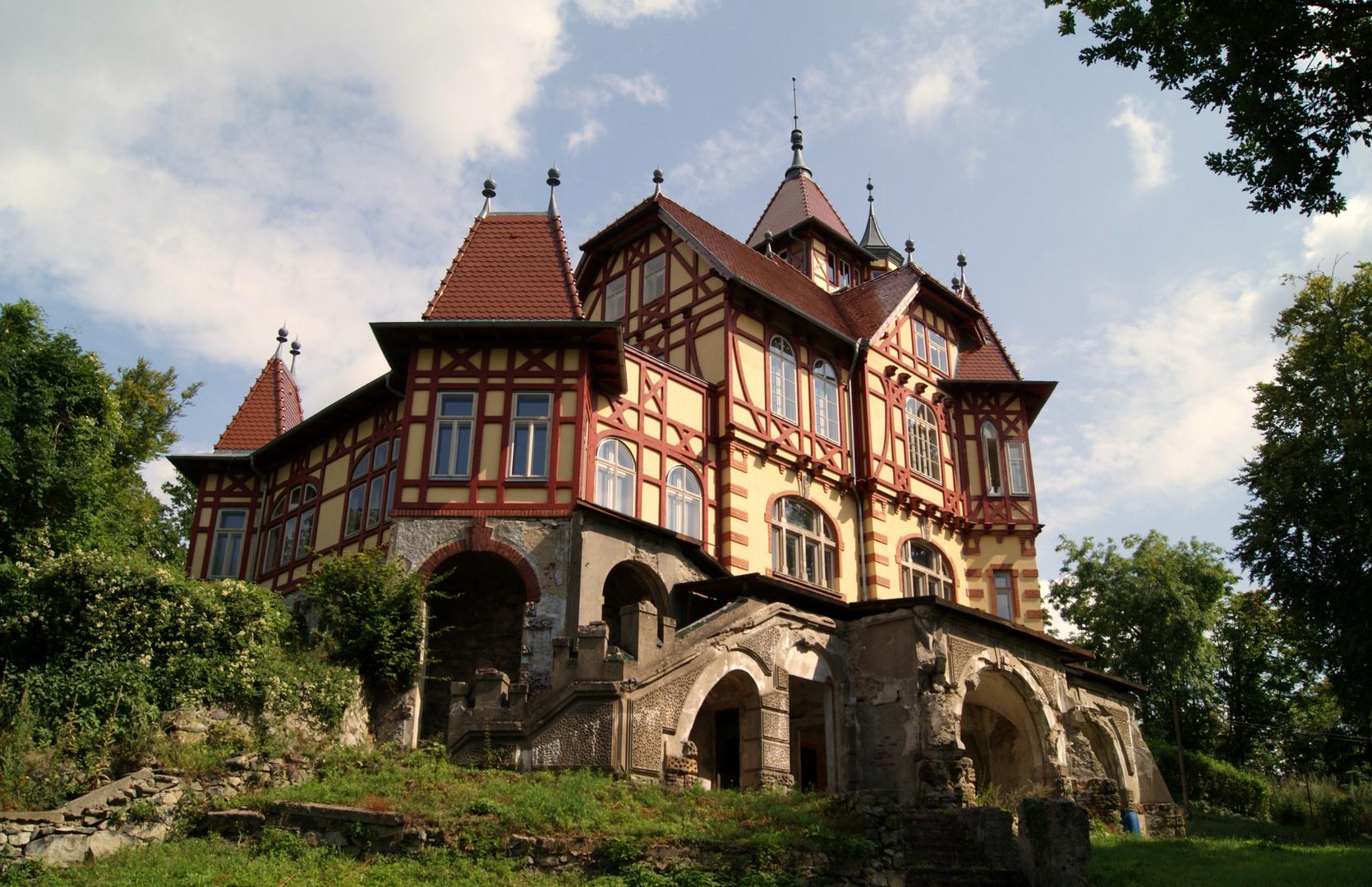 Hradek - Burgsberg Varnsdorf