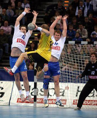 HSV-Kronau/Östringen (27:25) am 05.03.2006