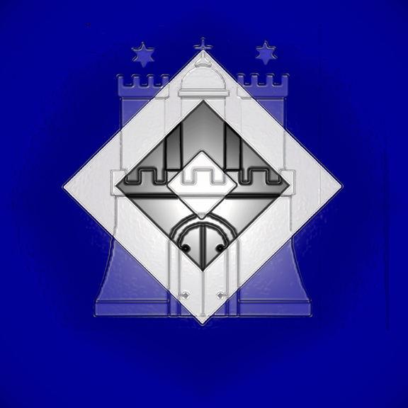 HSV Logo mit Hamburg Wappen