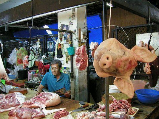 Hua Hin, Markt