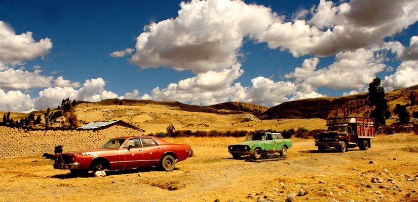 Huancayo ( ma préféré )