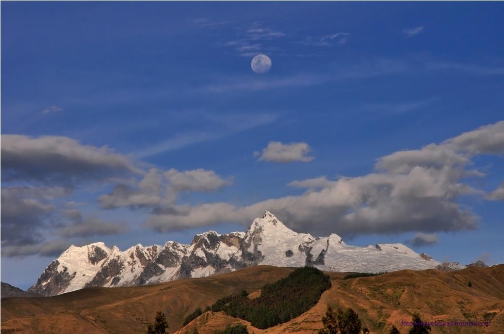 Huaraz y sus montañas