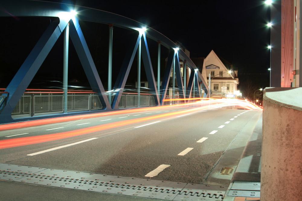 Hubbrücke Meppen ``In the dark´´ #2
