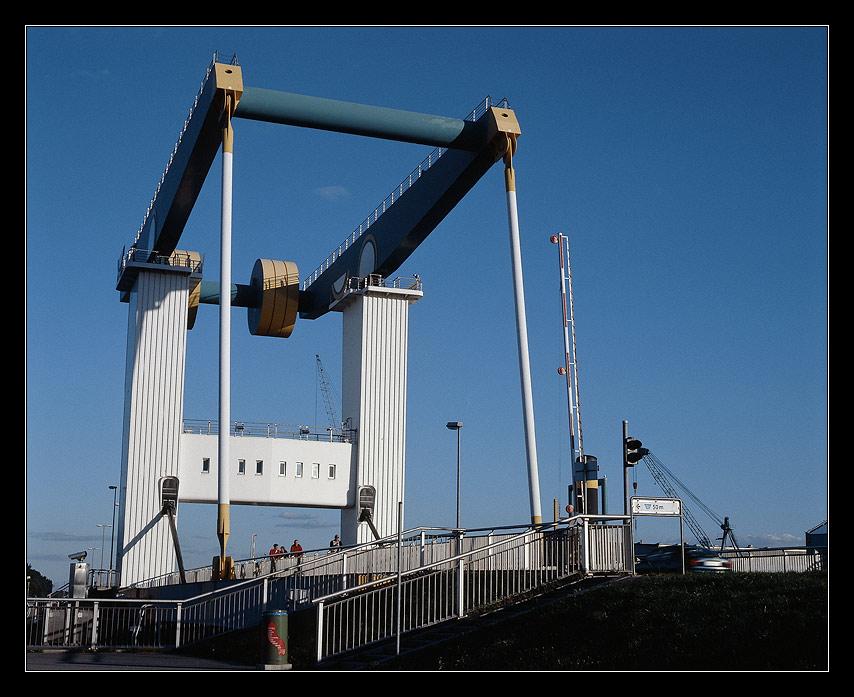 Hubbrücke Neuenfelde II