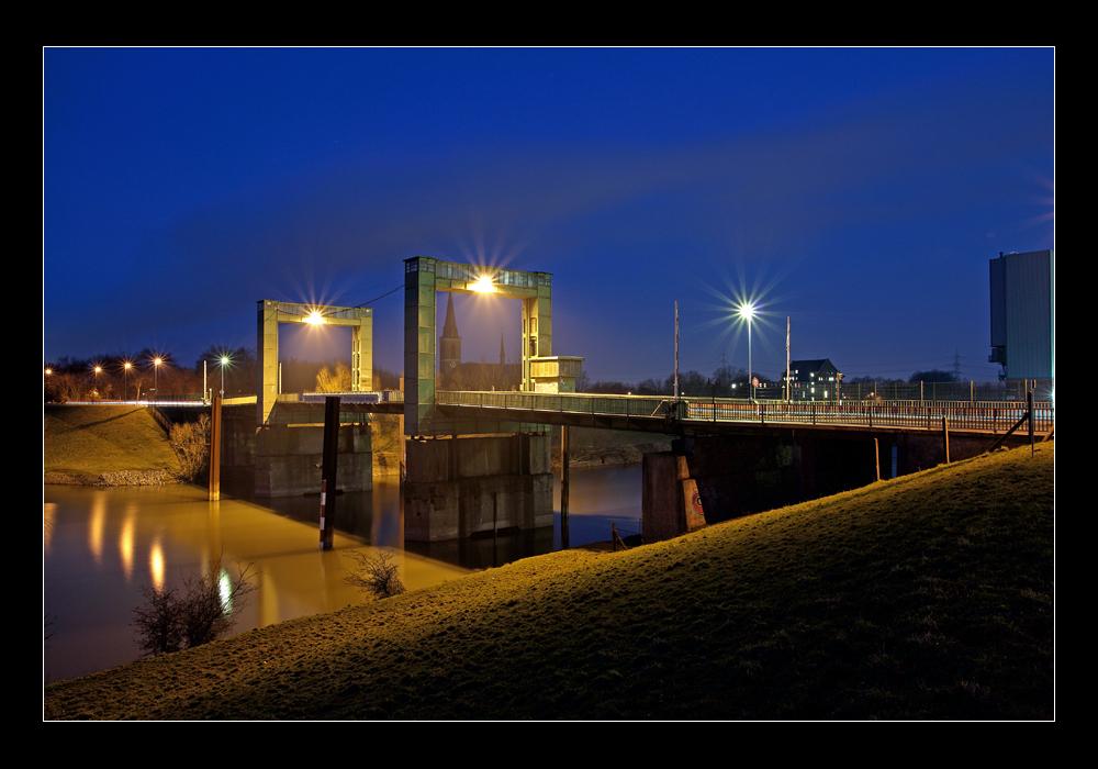 Hubbrücke Walsum
