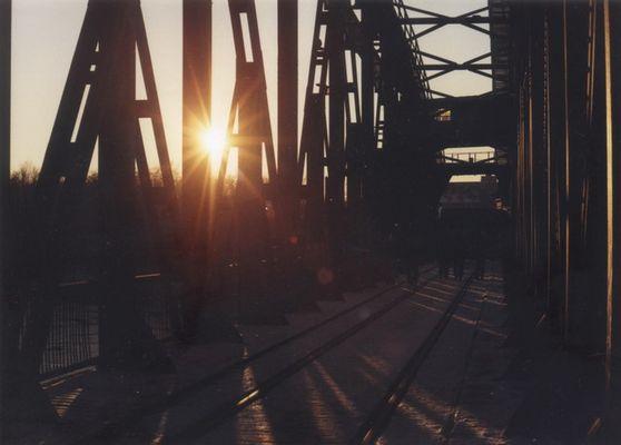Hubbrücke/Magdeburg