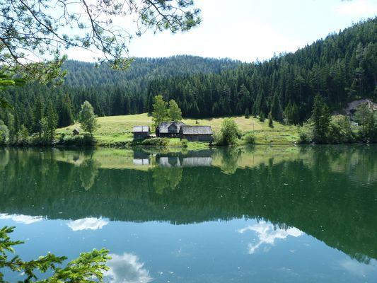 Hubertus See im Mariazeller Land