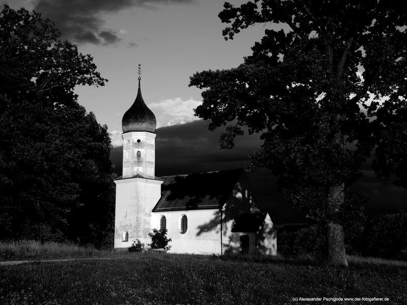 Hubkapelle in Penzberg