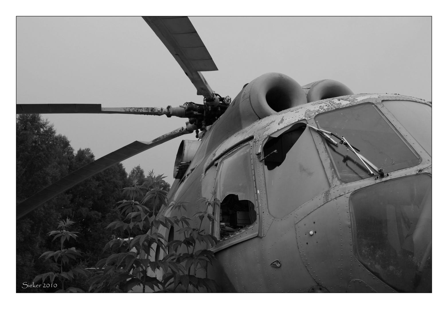 Hubschrauber ...