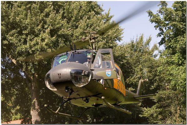 Hubschrauberstart 2