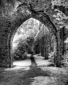 Huder Klosterruine