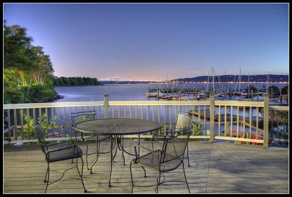 Hudson River Idyll