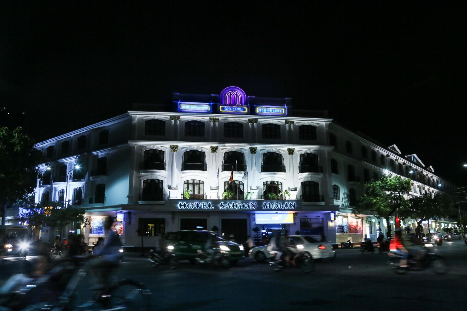 Hue, Saigon Morin Hotel