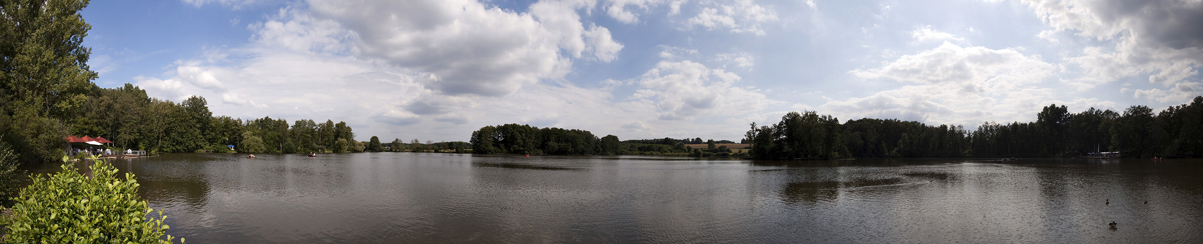 Hücker Moor - Panorama
