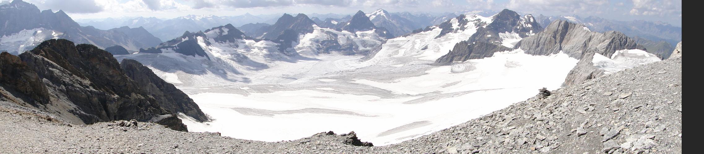Hüfifirn Panorama
