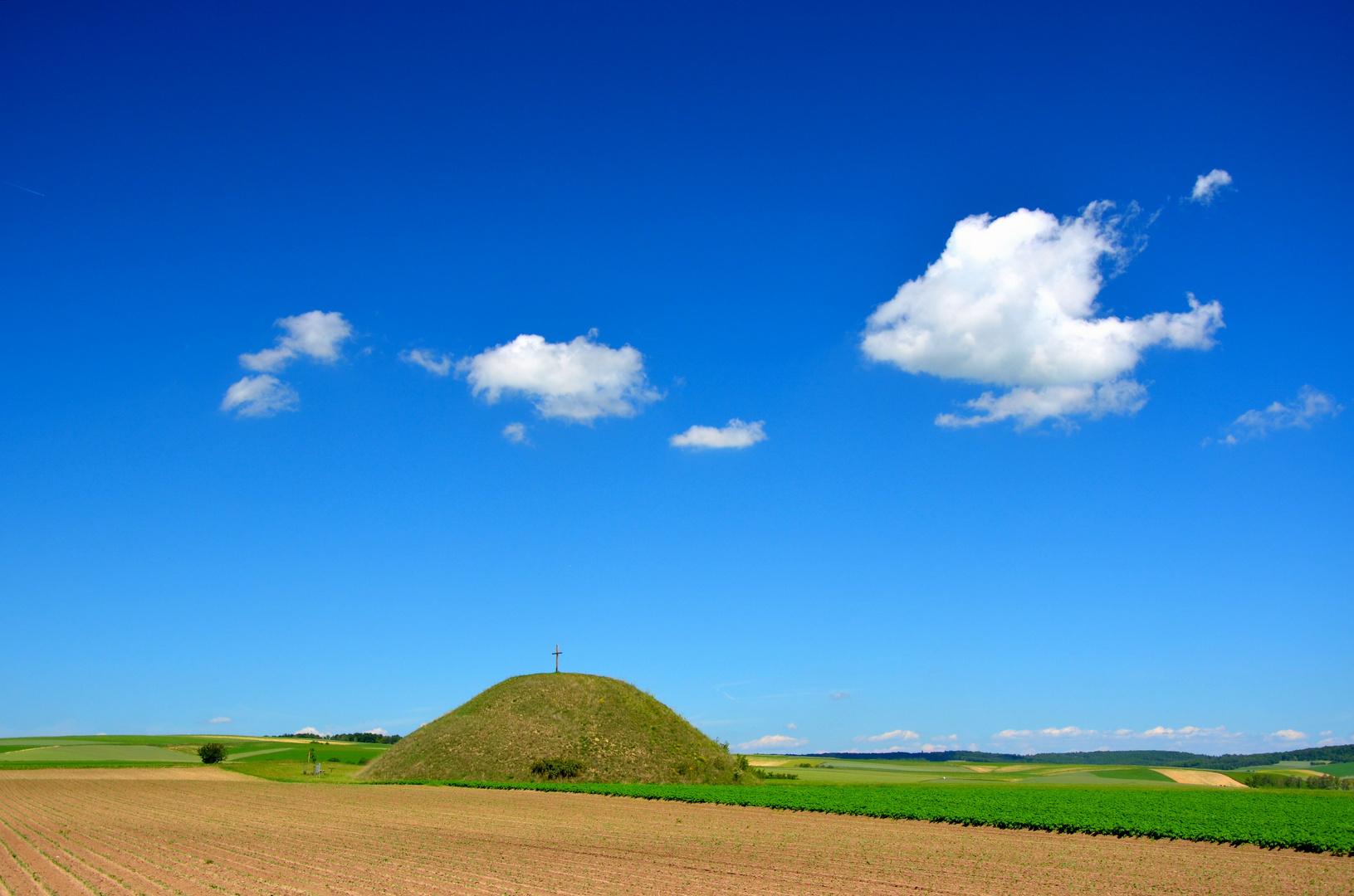 Hügelgrab im Weinviertel NÖ