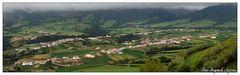Hügellandschaft oberhalb von Povoacao -3- (Sao Miguel, Azoren)