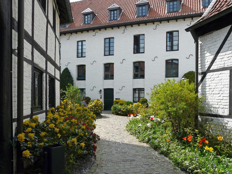 Hülser Klausur (ehemaliges Beginenkloster), Krefeld-Hüls