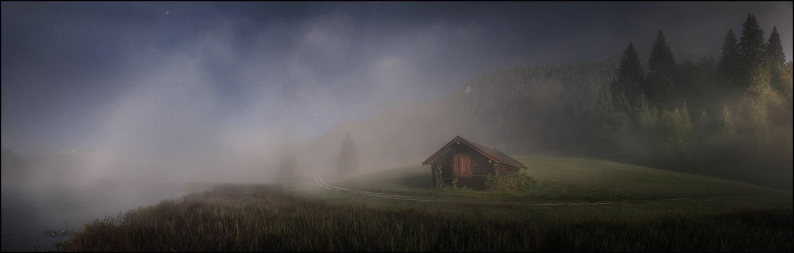 ~ Hütte am See ~