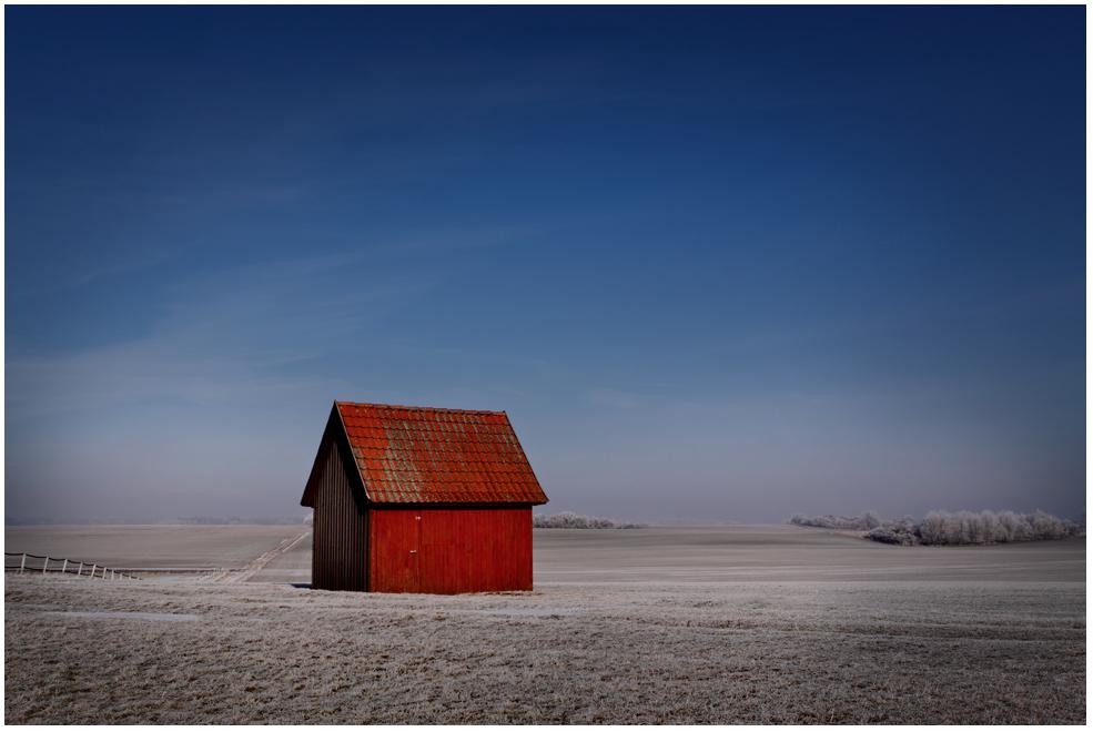 Hütte || Feld