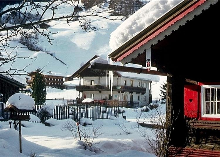 Hütte in Gerlos