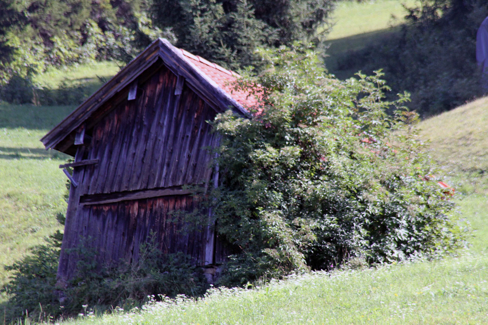 Hütte in Oberstdorf 2