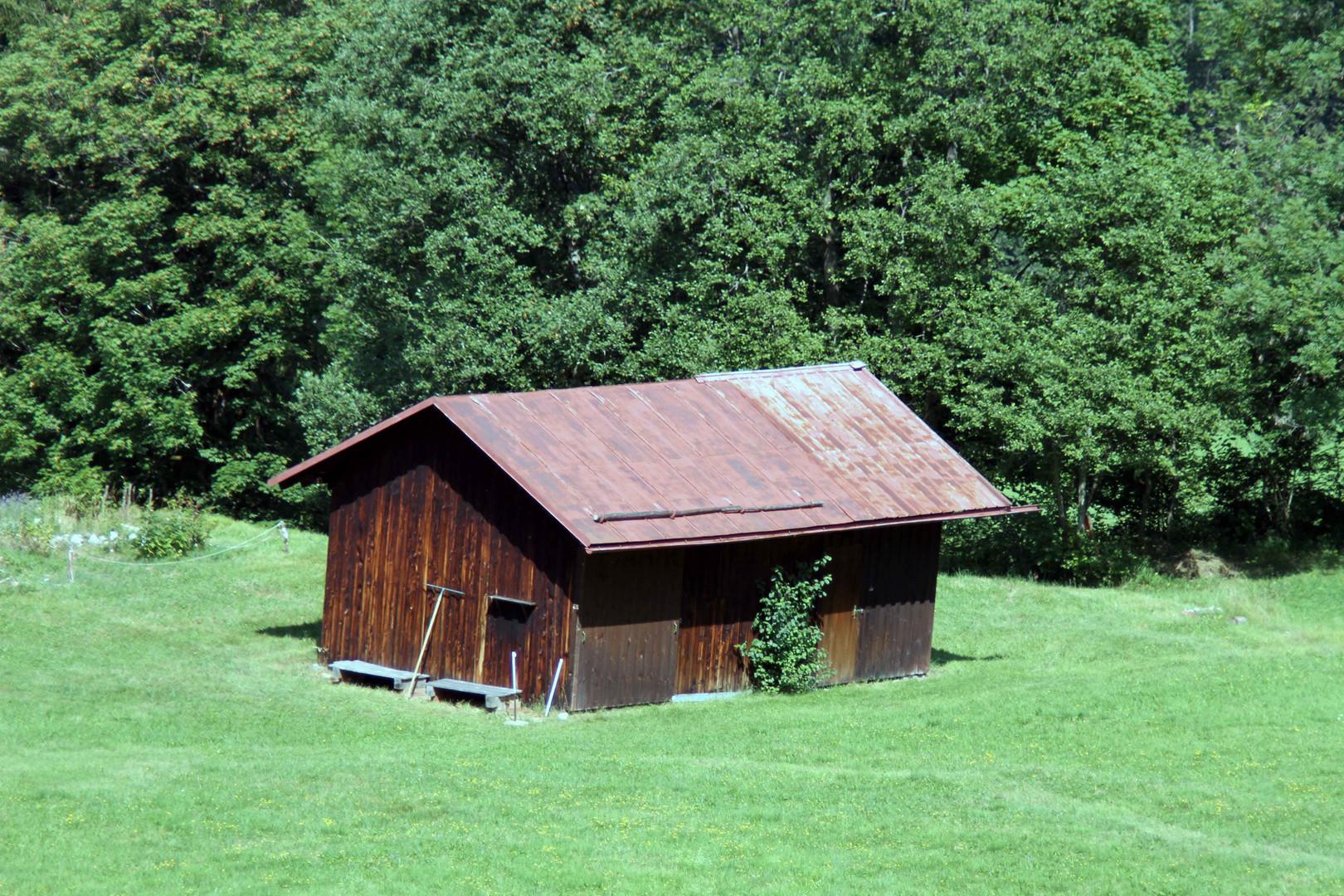 Hütte in Oberstdorf 3
