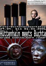 Hüttenhain meets Buchta - AUSGEBUCHT