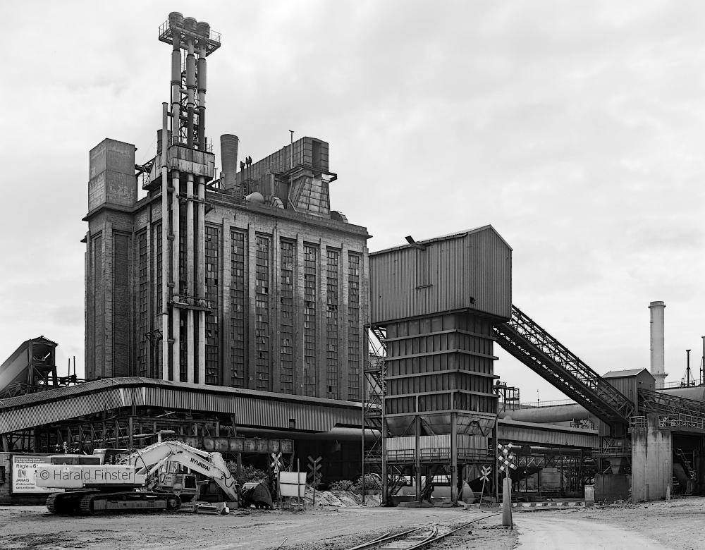 Hüttenkraftwerk