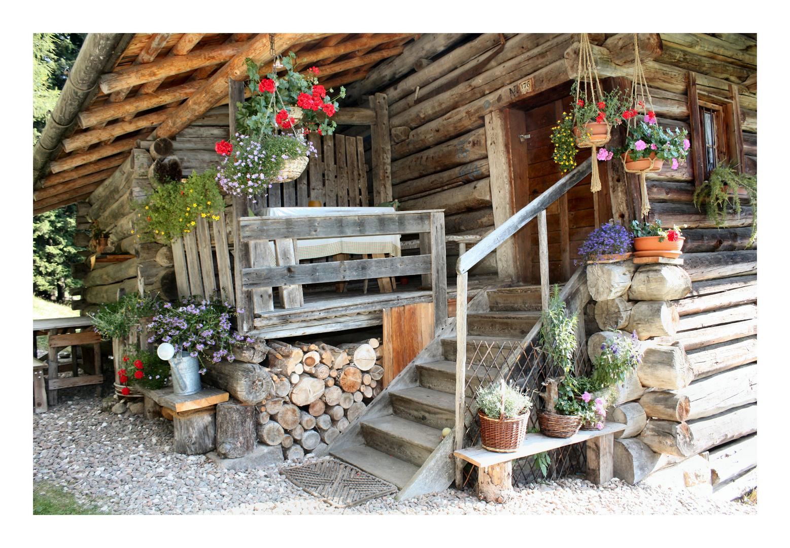 Hüttenromantik