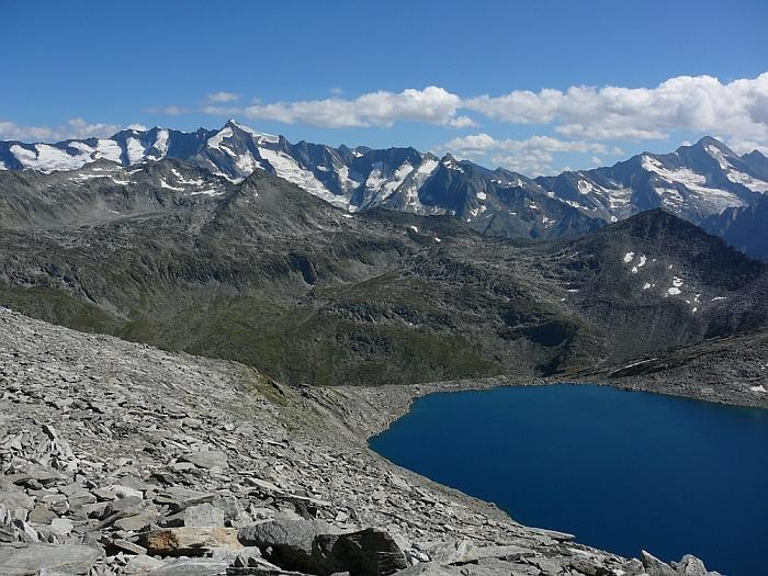 Hüttentour 2009 - Eissee