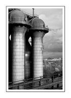 Hüttenwerk Duisburg 1- Rhein-Ruhr / haut furneau