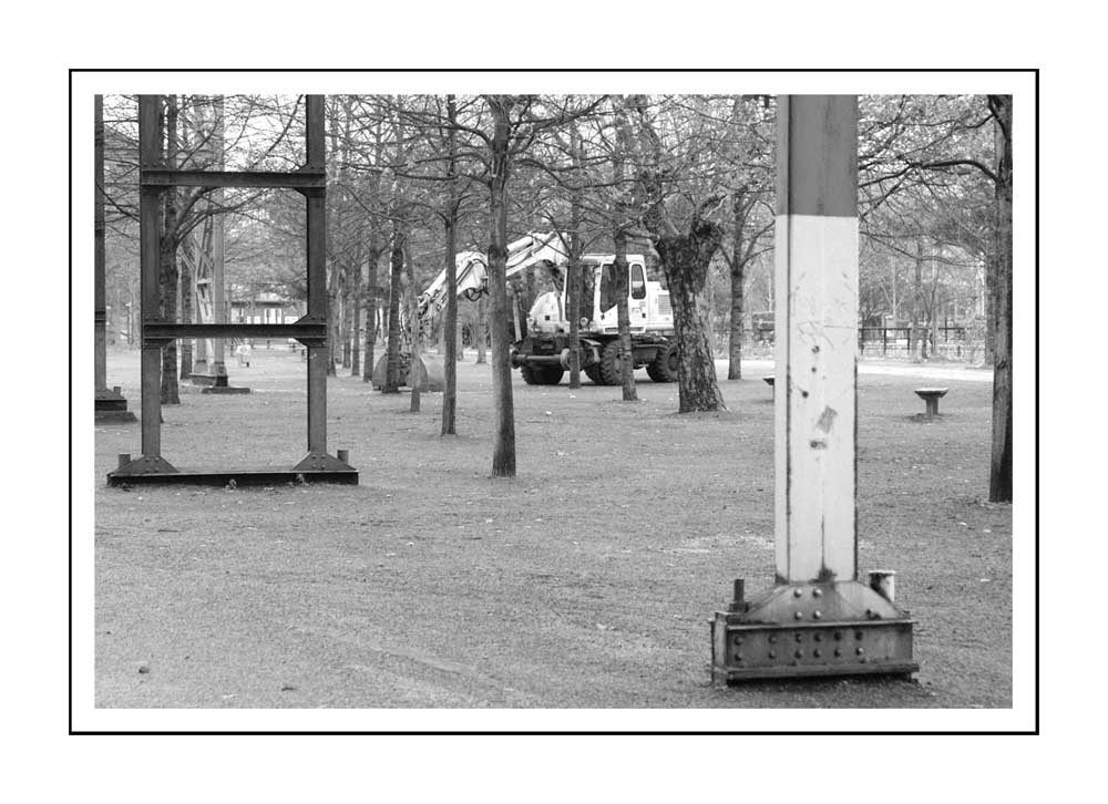 Hüttenwerk Duisburg 3- Rhein-Ruhr / haut furneau