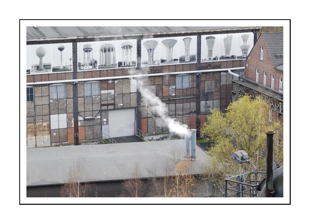 Hüttenwerk Duisburg F - haut-fourneau Rhein-Ruhr