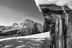 Hüttenzauber am Arlberg
