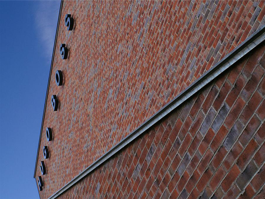 Hugo Boss Gebäude in Metzingen