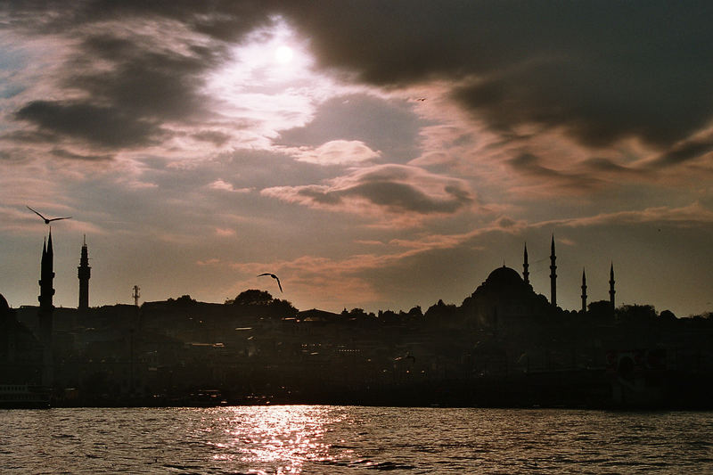 Hugo Pratt's Istanbul...